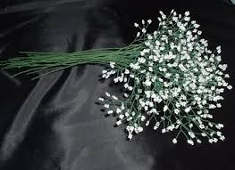 baby s breath beaded babys breath wholesale foreverflowers on artfire