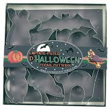 halloween cookie cutters 7 piece halloween cookie cutter set frontier co op market
