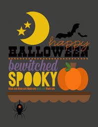 free halloween graphics free halloween poster u2013 scrap booking
