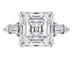 harry winston diamond rings harry winston asscher cut diamond engagement ring engagement