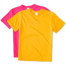 custom sport tek youth competitor performance shirt design
