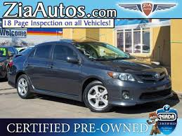 abq toyota used toyota corolla for sale in albuquerque nm edmunds
