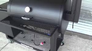 offset smoker 24 u0027 u0027x40 u0027 u0027 lone star grillz youtube