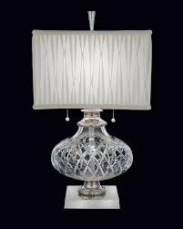 Crystal Table Lamps Accessories Breathtaking Table Lamp Interior Decoration With
