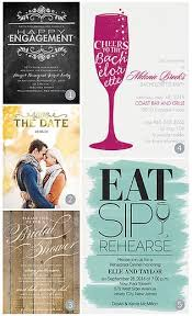 pre wedding announcements and invitations columbus ohio