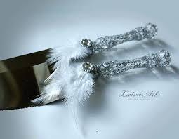 wedding cake knife and server u2013 bhloom co