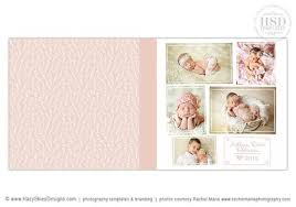 baby girl photo album photoshop psd photo book album templates newborn baby book