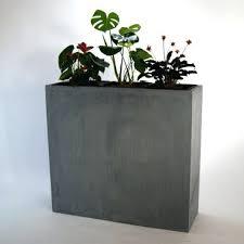 balkon kã bel pflanztroge aussenbereich pflanzka 1 4 bel fiberglas anthrazit