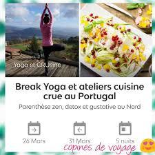 cuisine crue et ateliers cuisine crue au portugal at cerquido