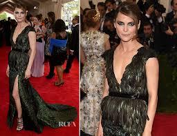 Keri Russell Vanity Fair Keri Russell In Altuzarra 2015 Met Gala Red Carpet Fashion Awards