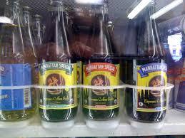 manhattan drink bottle sense u0026 the city taste manhattan special espresso coffee soda
