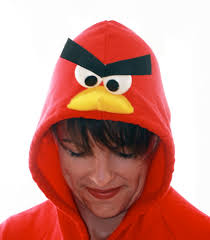 make an angry birds hoodie 6 steps with pictures