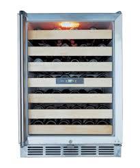 Amazoncom Vinotemp VT52 52Bottle FrontVenting Wine Chiller