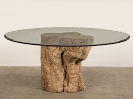Wood Stump Coffee Table Irresistible Tree Stump Side Table More Than A Tree Is Tree
