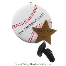 personalized ornaments activities and sports