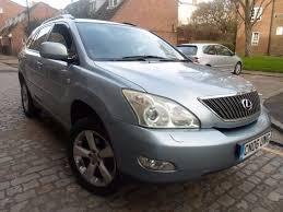 lexus rx for sale in aberdeen 2006 lexus rx 300 estate 3 0 se automatic full lexus