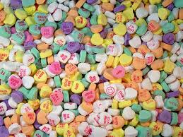 valentines hearts candy knarserpapin valentines heart candy sayings