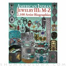 american indian jewelry iii m z 2 100 artist biographies