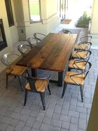 industrial dining room tables industrial dining room chairs u2013 homewhiz