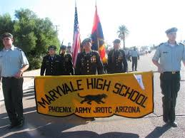 camelback high school yearbook jrotc home