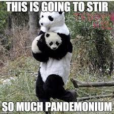 Panda Meme - stolen panda memes imgflip