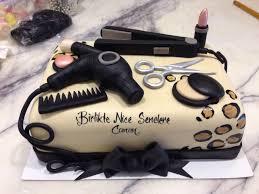 66 best hairdresser cakes images on pinterest hairdresser cake