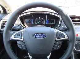Ford Fusion Interior Pictures 2017 New Ford Fusion Energi Se Sedan At Watertown Ford Serving