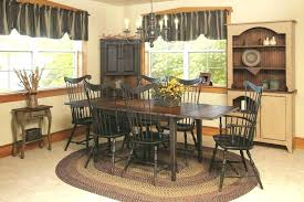 french country dining room furniture painted table sets style and