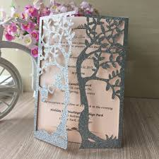 willow tree wedding invitations online get cheap silver invitation aliexpress com alibaba group