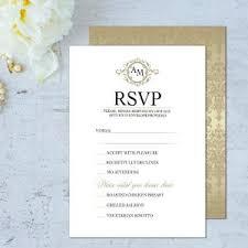 wedding invitations rsvp sle wedding invitation rsvp wording lovely invitations