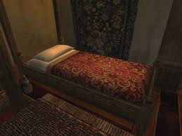 Bed Texture Ast Beds Texture Replacer At Morrowind Nexus Mods And Community