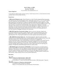 Resume Career Objective 6 Resume Career Objective Examples For Mba Job And Resume Template