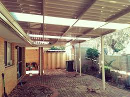 flat roof patio u0026 pergola designs great aussie patios perth