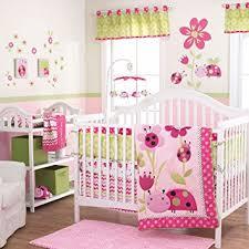 Ladybug Crib Bedding Set Lil Ladybug 3 Baby Crib Bedding Set By Baby