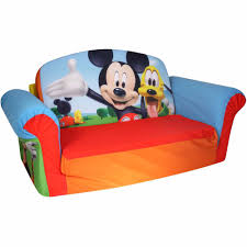 Mickey Mouse Clubhouse Bedroom Set Marshmallow Furniture In Flip Open Sofa Mickey Mouse Club House