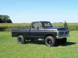 79 ford f150 4x4 for sale sell used 79 ford f 150 4x4 bed numbers matching 351 4