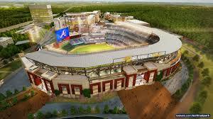 Atlanta Braves Parking Map by Suntrust Park Holds Bold Hopes For Buckhead Buckhead