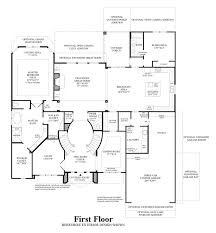 Spanish Floor Plans Home Designs Toll Brothers Plano Toll Brothers Floor Plans