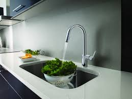 Beautiful Modern Kitchen Designs by Sink U0026 Faucet Luxurious White Black Wood Stainless Luxury Design