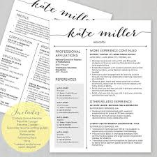 resume template for 46 best resumes images on resume