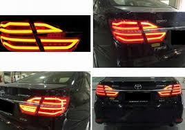 2015 toyota camry tail light toyota camry 15 led light bar tail end 5 17 2018 10 22 am