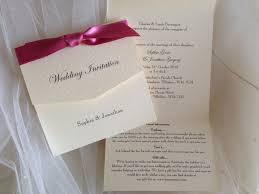 tri fold wedding invitations tri fold wedding invitations affordable wedding invitations from
