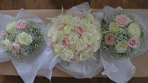 Bridesmaids Bouquets Bespoke Flower Service U2014 The Wedding Room Nottingham