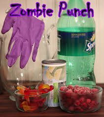 zombie punch a nurtured life