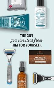 give him an unforgettable gift make him a member in dollar shave