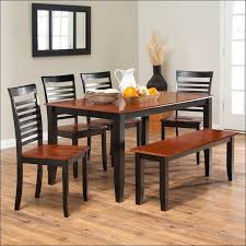 Oval Kitchen Table Sets by Kitchen Bar Height Dining Table Portable Kitchen Table Two Tone