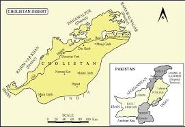 Map Of Pakistan And India by Floristic Composition Of The Plants Of The Cholistan Desert Pakistan
