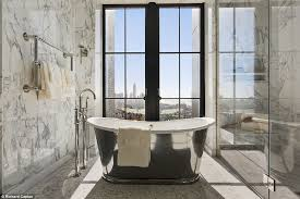 Bathrooms In Nyc with Check Out The Best Bath Time Views New York Has To Offer Daily