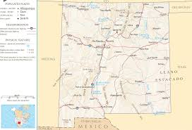 United States Map With Rivers by Maps United States Map New Mexico