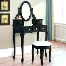 Folding Vanity Table Wonderfull Vanity Set With Stool And Mirror Ideas U2013 Bizchatapp Co